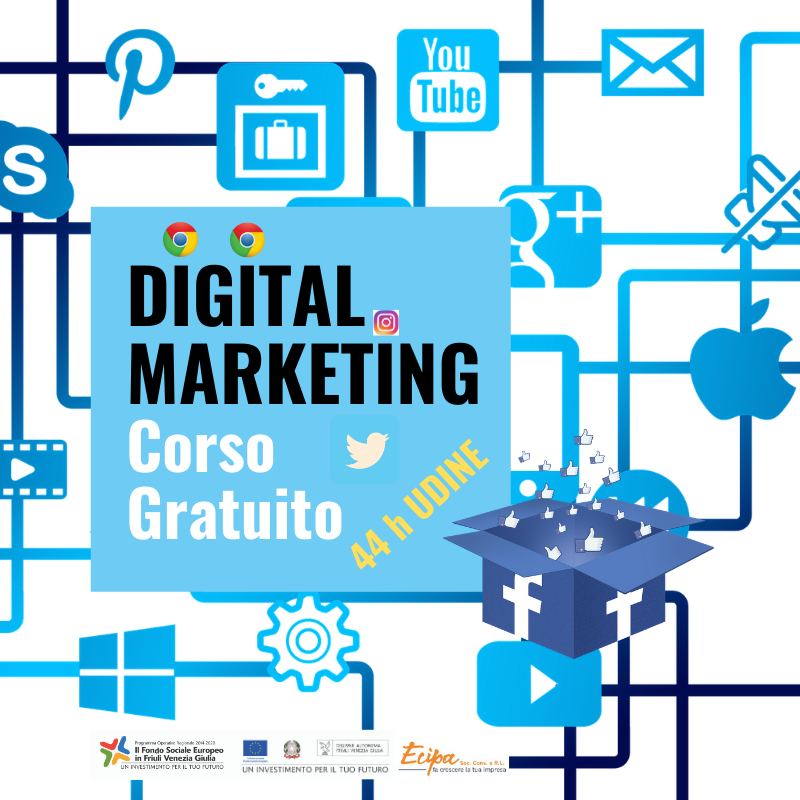 corso gratuito web marketing