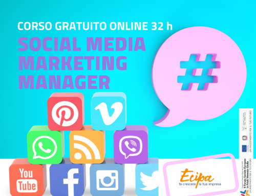 "Corso ""SOCIAL MEDIA MARKETING MANAGER"""
